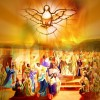 Celebração de Pentecostes