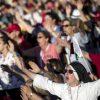 Papa nos 50 anos da RCC: Avancem com força, na diversidade reconciliada!