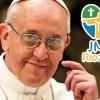 Papa Francisco  e a Jornada Mundial da Juventude