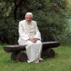"""Bento XVI é um mensageiro do céu como """"o pequeno príncipe"""""""