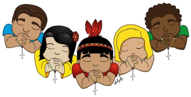 Nossa Senhora Aparecida Mãe Das Crianças: Dia Das Crianças: A Fé Dos Pequenos E Pequenas, Presente E