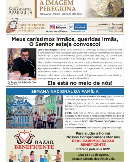 Informativo – Agosto 2020