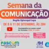PASCOM Lapa realiza semana dedicada à comunicação