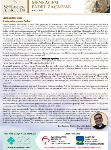 Informativo – Abril 2021