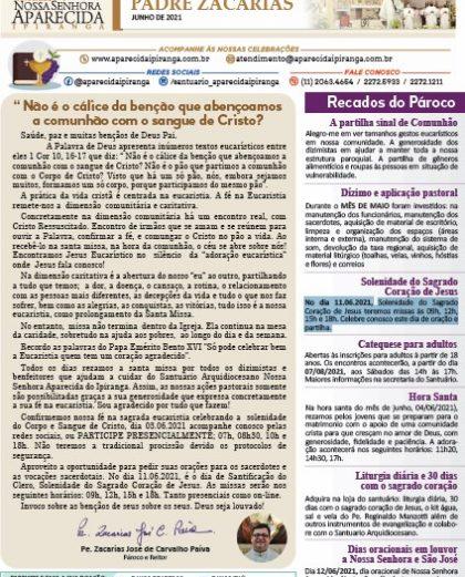 Informativo – Junho 2021